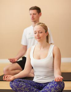 Yoga-Kursuebersicht